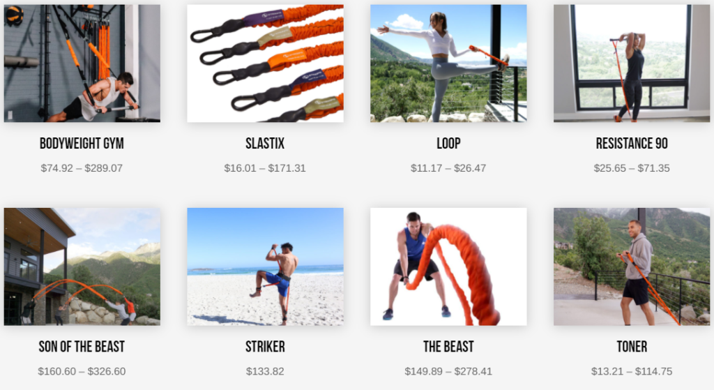 Best resistance bands by Stroops