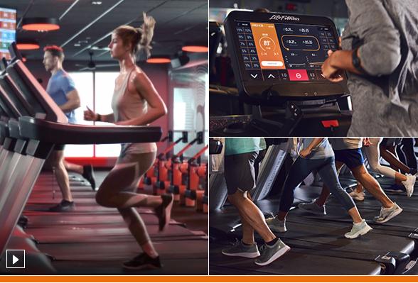 Cardio at Orangetheory fitness