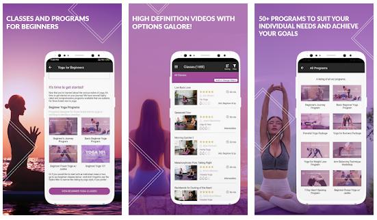 YogaDownload Apple App