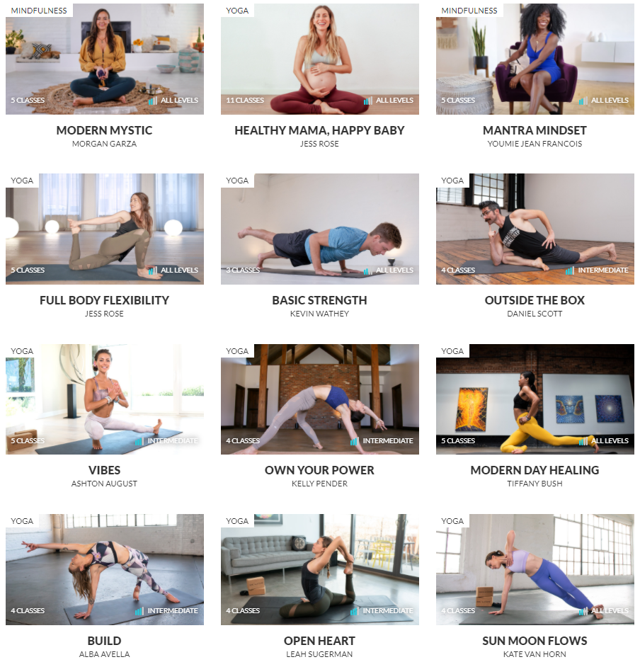 YogiApproved programs