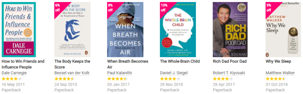 Book Depository Health Books on Healthy & Exercise