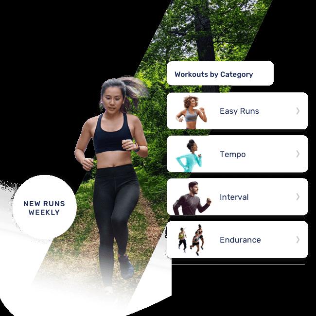 Daily Burn Runnin App on Healthy & Exercise