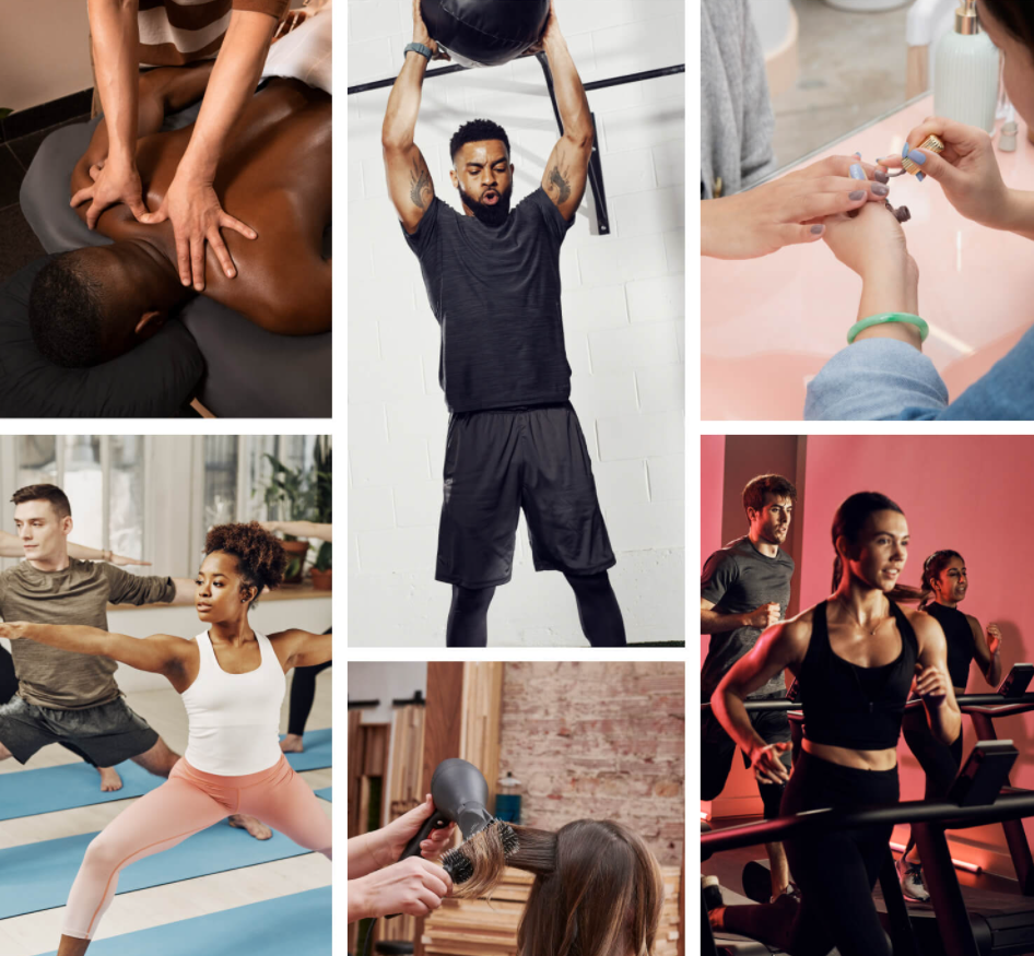 ClassPass classes on Healthy & Exercise